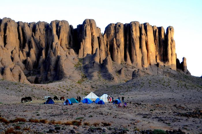 7days trekking jebel saghro mountain trek